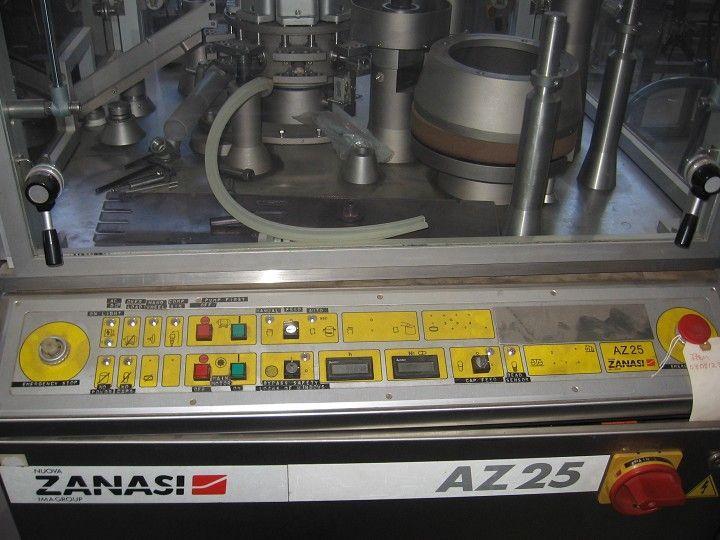Image ZANASI AZ 25 Capsule Filler 360811