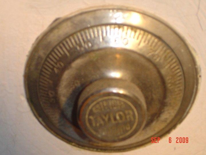 JJ TAYLOR Toronto Safe - 140615 For Sale Used
