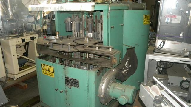 US BOTTLERS Model DS-12 Sanitair Air Rinser