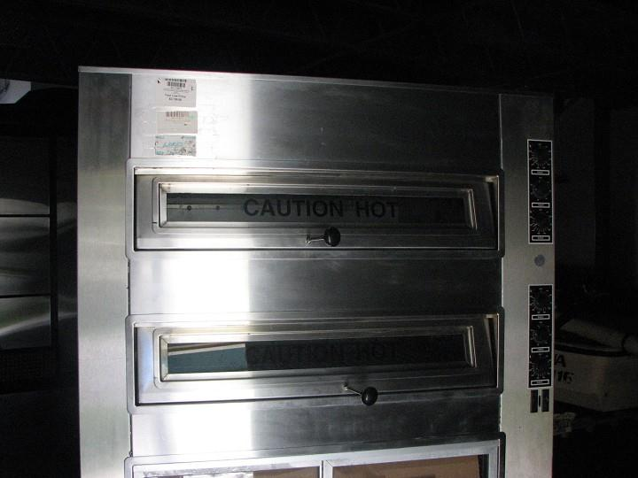 NU VU Convection Oven-Proofer Combo