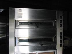 141676 - NU VU Convection Oven-Proofer Combo