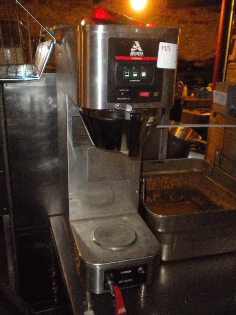 AMERICAN METALCRAFT Coffee Machine