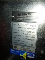 Image GREENHECK ERV-521S-15-B Energy Recovery Ventilation System 365351