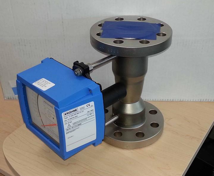 KROHNE Model H 250 / RR / M9HTK1 Flow Meter