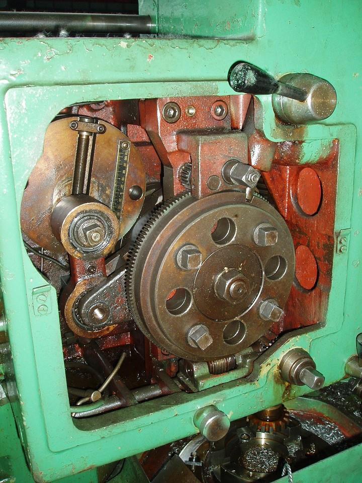 Image TOS OHO-50 Gear Shaper 366985