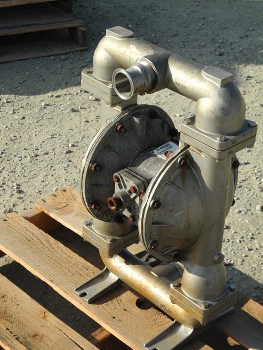 """Image 2"""" SANDPIPER Diaphragm Pump 367084"""