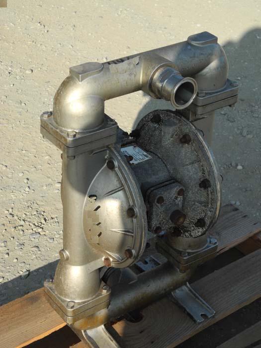 """Image 2"""" SANDPIPER Diaphragm Pump 367085"""