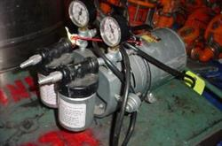 "143016 - .25"" GAST MFG Steel Vacuum Pump"