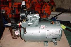 "143019 - .25"" FISHER SCIENTIFIC/GAST Steel Vacuum Pump"