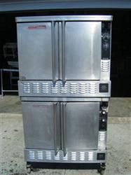 143640 - BLODGETT Zephaire Double Stake Gas Oven
