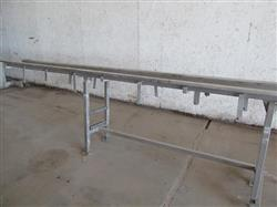 "144275 - 10"" x 12'6"" Conveyor Frame"