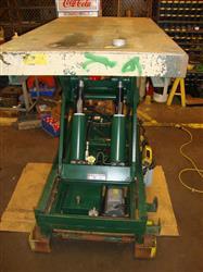 Image SOUTHWORTH Electric Scissor Lift w/Forward, Reverse, Cap. 12000 lbs 370267