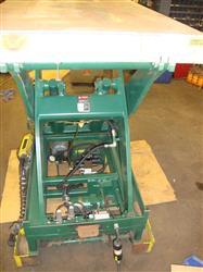 Image SOUTHWORTH Electric Scissor Lift w/Forward, Reverse, Cap. 12000 lbs 370269