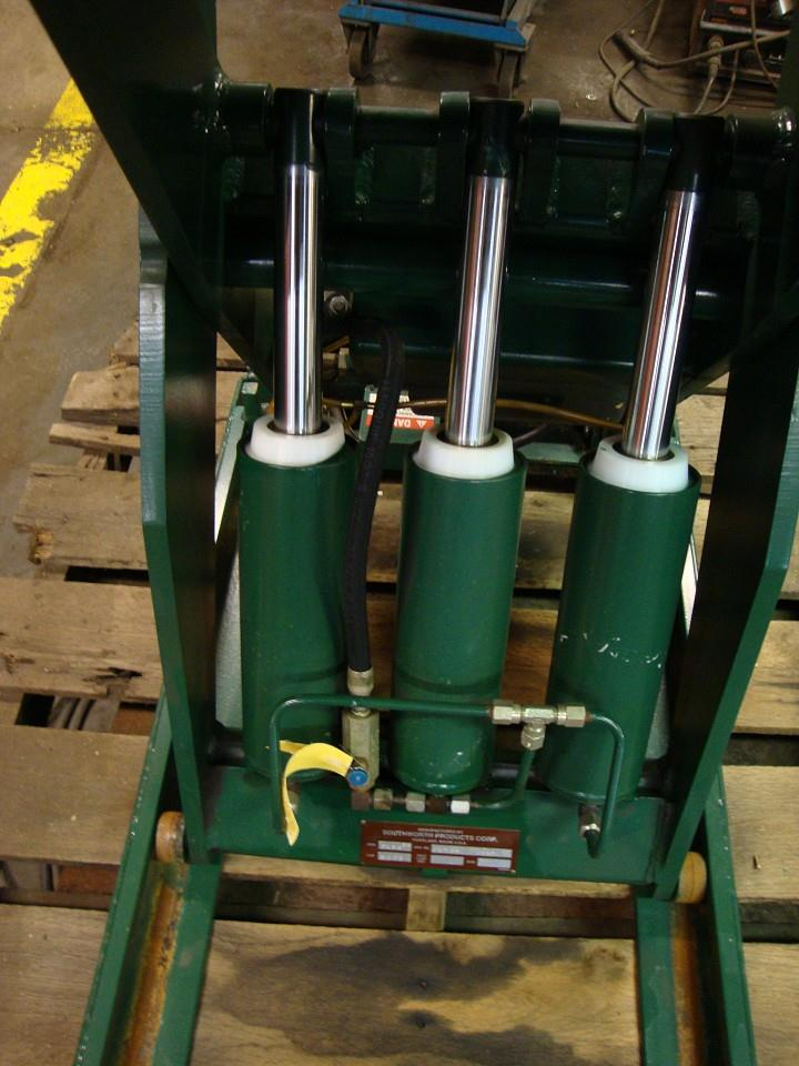 Southworth Electric Scissor 144314 For Sale Used