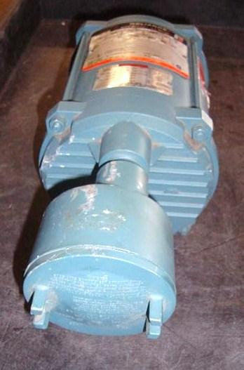 Image .25 HP RELIANCE AC Electric Motor 371876