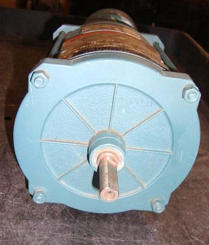 Image .25 HP RELIANCE AC Electric Motor 371877