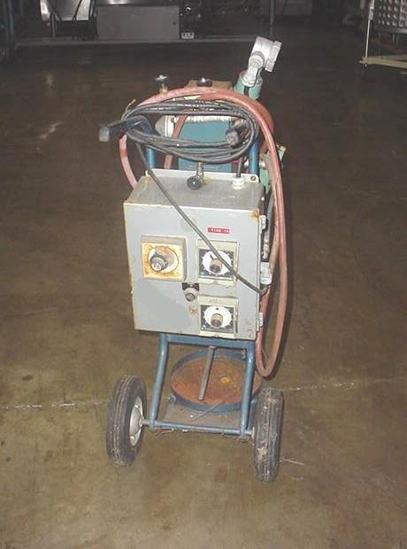 Image NORDSON Air Operated Piston Pump 774616