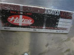 Image HATCO Slanted Pizza Chicken Food Warmer 372275