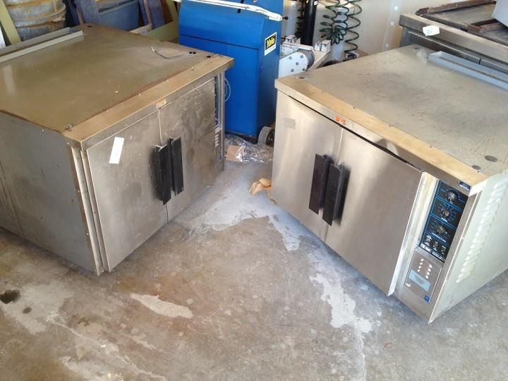 LANG Electric Ovens
