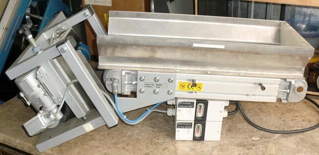 PLASTOMATIC MAC Robotic Conveyor System