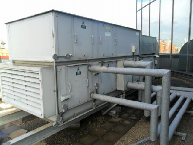 HOLLAND HEATING AHU General Supply