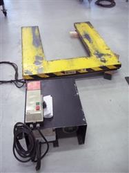 Image INTERLIFT Hydraulic Pallet Lift, Cap. 1000kg 376250