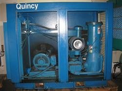 147007 - 20 HP QUINCY Air Compressor