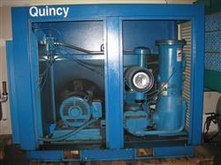 Image 20 HP QUINCY Air Compressor 377433