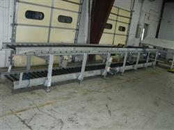 147018 - 115' LOGOMAT Conveyor Automation System