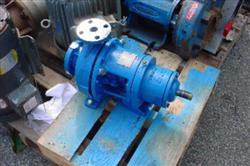 "Image 1"" WORTHINGTON/INGERSOLL DRESSER 316L Stainless Steel Centrifugal Pump 377766"