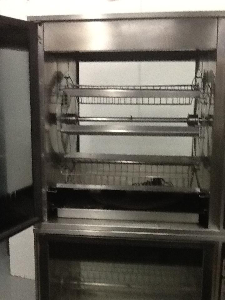 Image HENNY PENNY SCR-8 Rotisserie 377925
