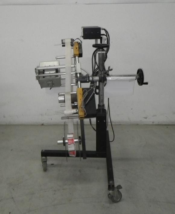 Image GUHL & SCHEIBLER Model Collamat 5000, Type C50 Print & Apply System 378336