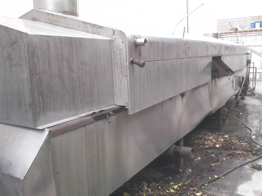 Image Tortilla Fryer with Stainless Steel Gas HX 383554