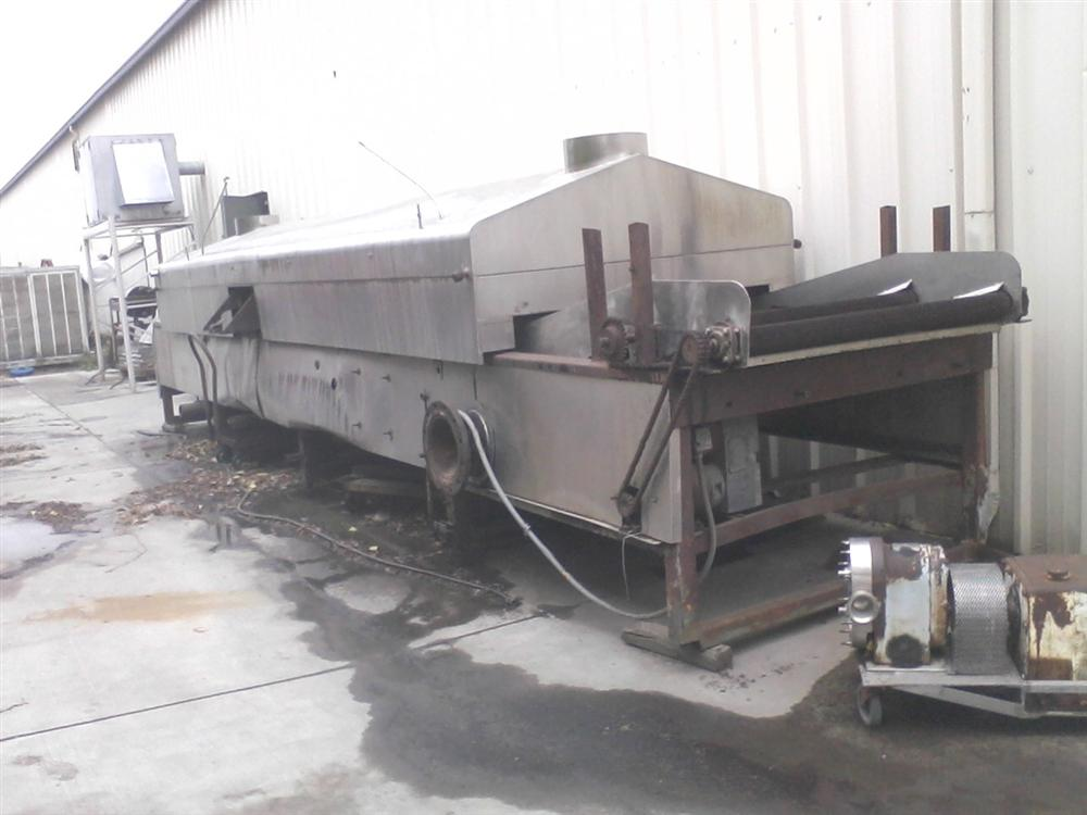 Image Tortilla Fryer with Stainless Steel Gas HX 383555