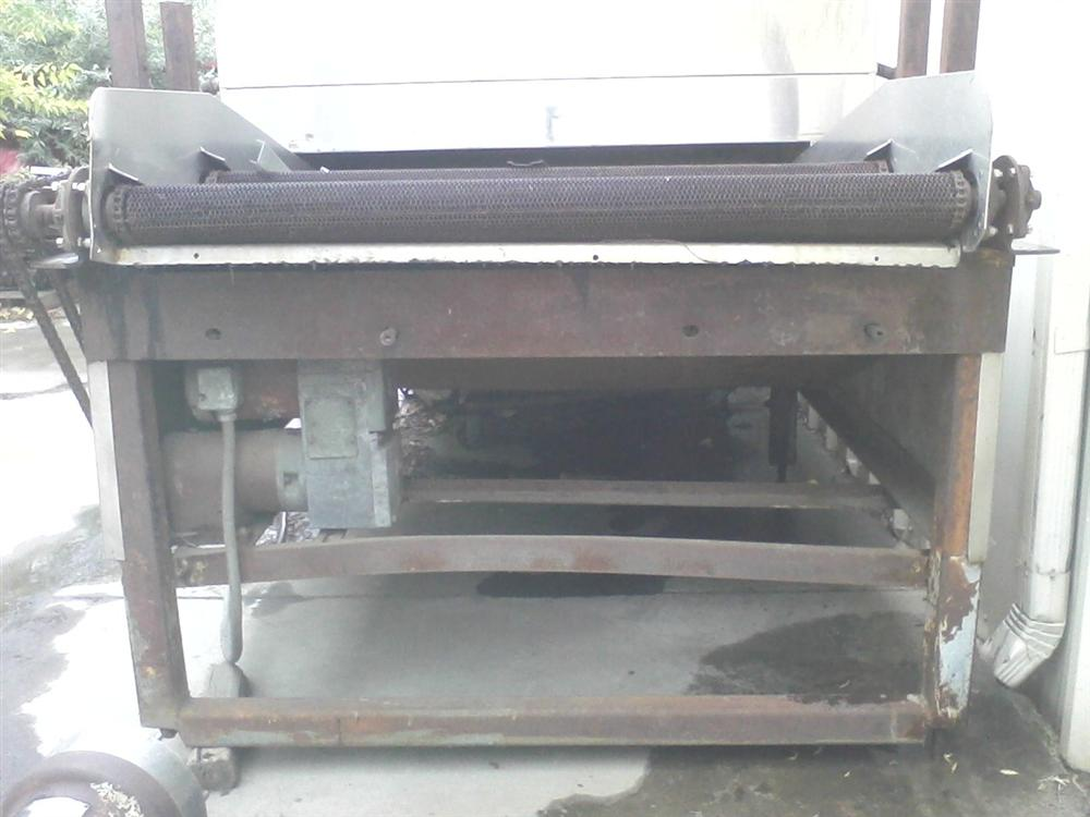 Image Tortilla Fryer with Stainless Steel Gas HX 383557