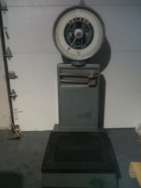 Toledo Platform Dial Sc 149430 For Sale Used N A