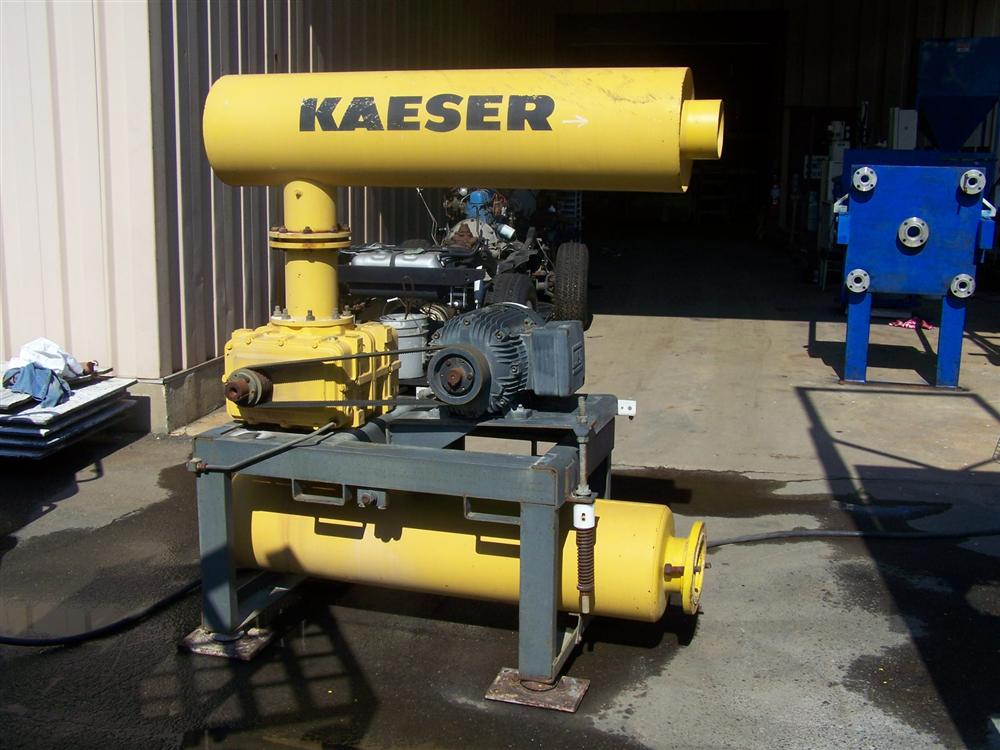 15 Hp Kaeser Omega Air Comp 149616 For Sale Used