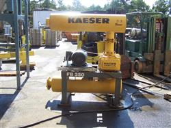149616 - 15 HP KAESER Omega Air Compressor