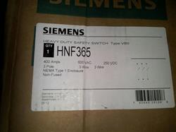 Image SIEMENS Heavy Duty Safety Switch 389087