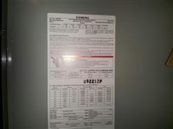 Image SIEMENS Heavy Duty Safety Switch 389089