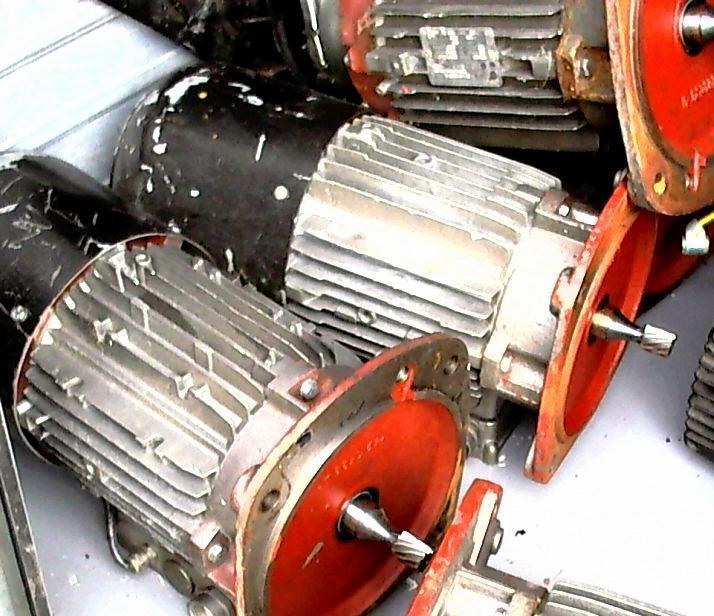 NORD E191510 Motor