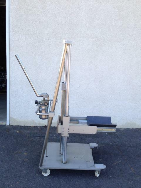 Image SS Roll Lifter on Casters 391446