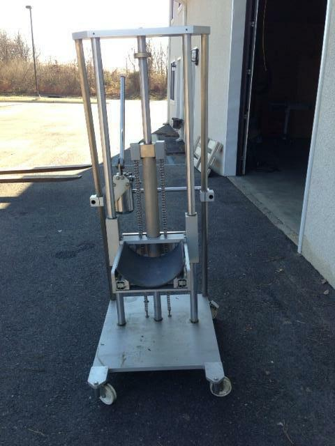 Image SS Roll Lifter on Casters 391447