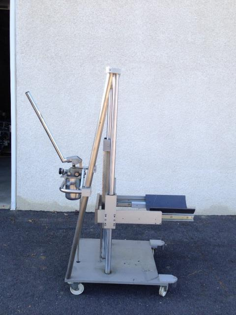 Image SS Roll Lifter on Casters 457073