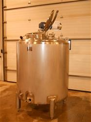 151622 - 300 Gallon Batch Pasteurizer