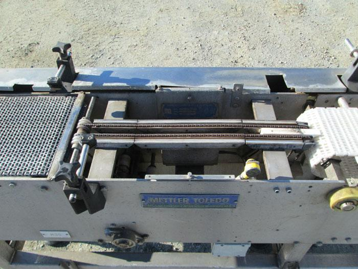 SAFELINE STD8 X 12 Metal Detector