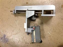 Image UV Data Logic Aluminum Adjustable Plate to Hold Photo Eye 396506
