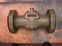 """Image 3"""" TEXSTEAM Model 6604 RF PV Plug Valve 396861"""