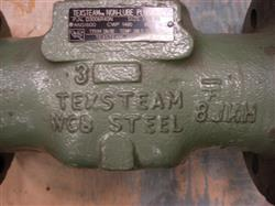 """Image 3"""" TEXSTEAM Model 6604 RF PV Plug Valve 396862"""