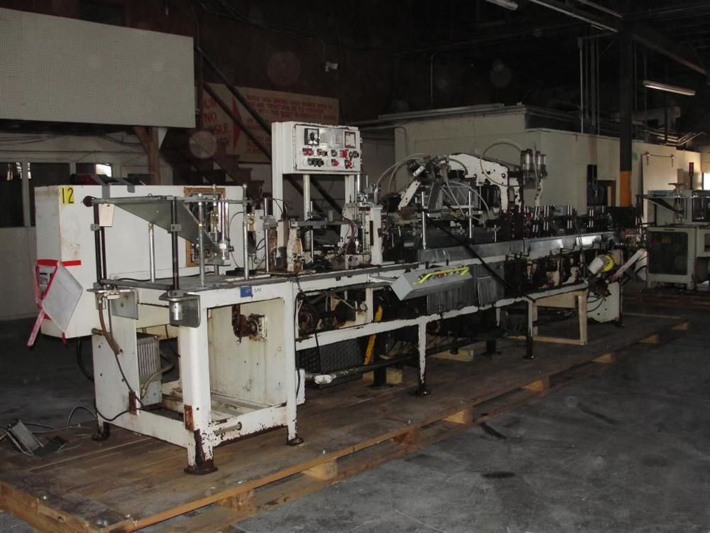 Image BARTELT IM7-14 Horizontal Form Fill and Seal 497886